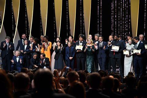 Todos los ganadores del festival de cannes 2019