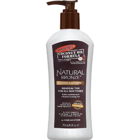 palmer's natural bronze body lotion