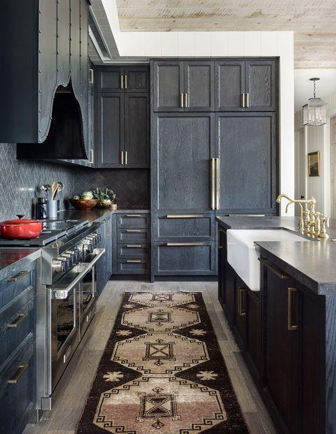 palmer weiss yellowstone club montana kitchen