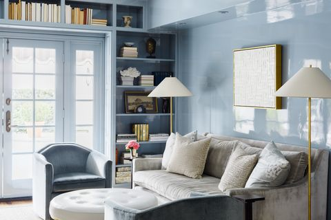 paloma contreras blue living room