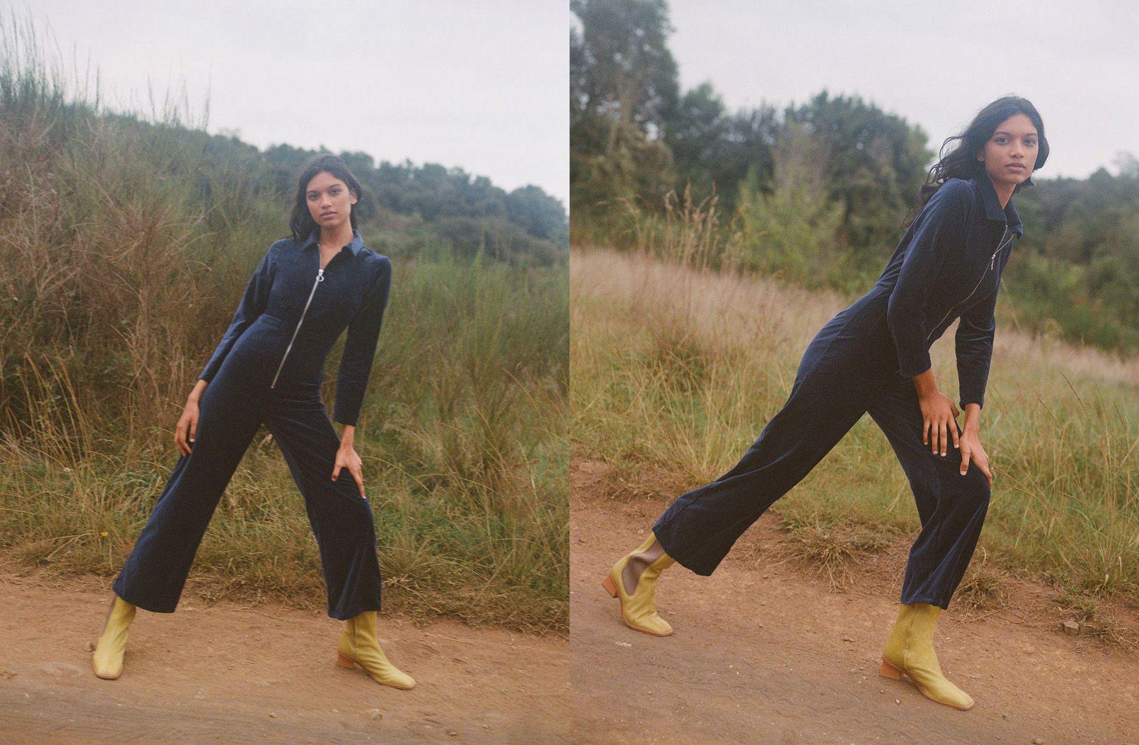 Paloma Wool jumpsuit wishlist, velvet jumpsuit, corduroy jumpsuit