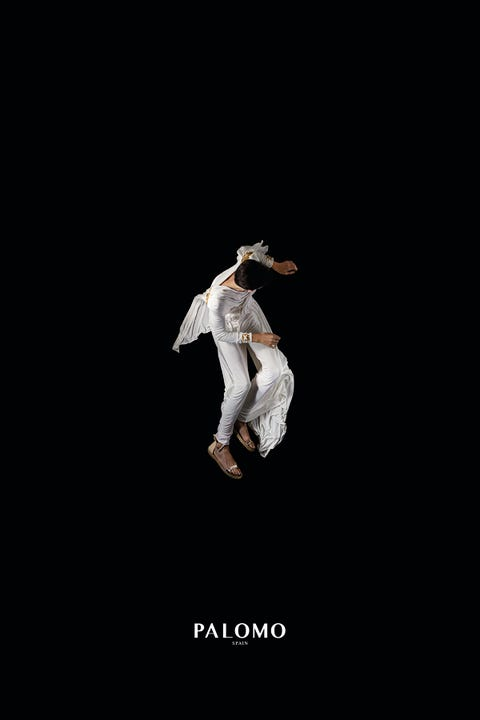 Dancer, Darkness, Flip (acrobatic), Modern dance, Font, Flash photography, Performing arts, Performance, Stock photography, Dance,
