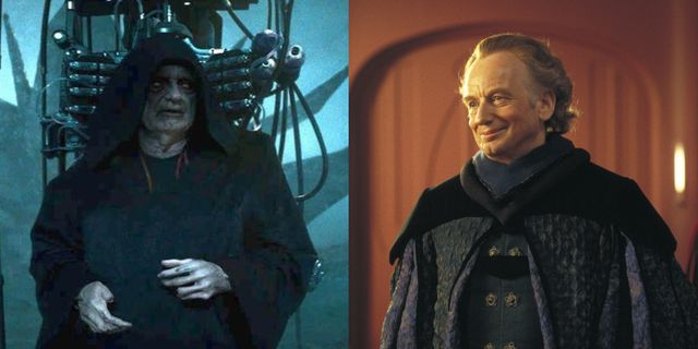 I'm Sorry to Report That Palpatine Did Not F*ck