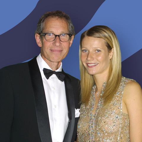Gwyneth Paltrow and Bruce Paltrow