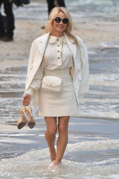 34f8e793238bb3 Chanel : Front Row - Paris Fashion Week Womenswear Spring/Summer 2019