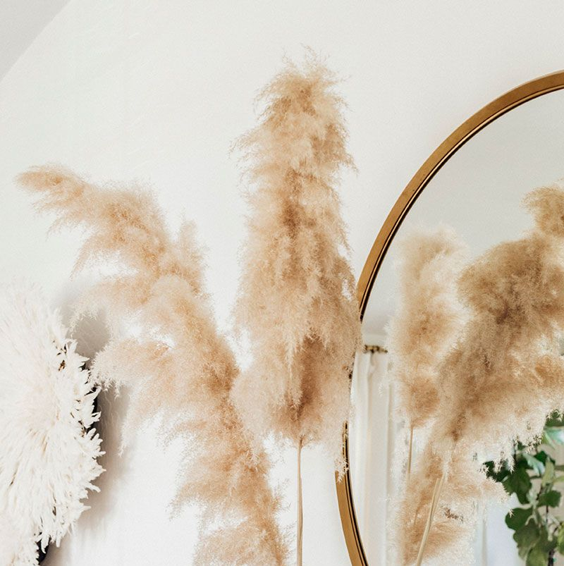 Ideas for How to Decorate With Pampas Grass
