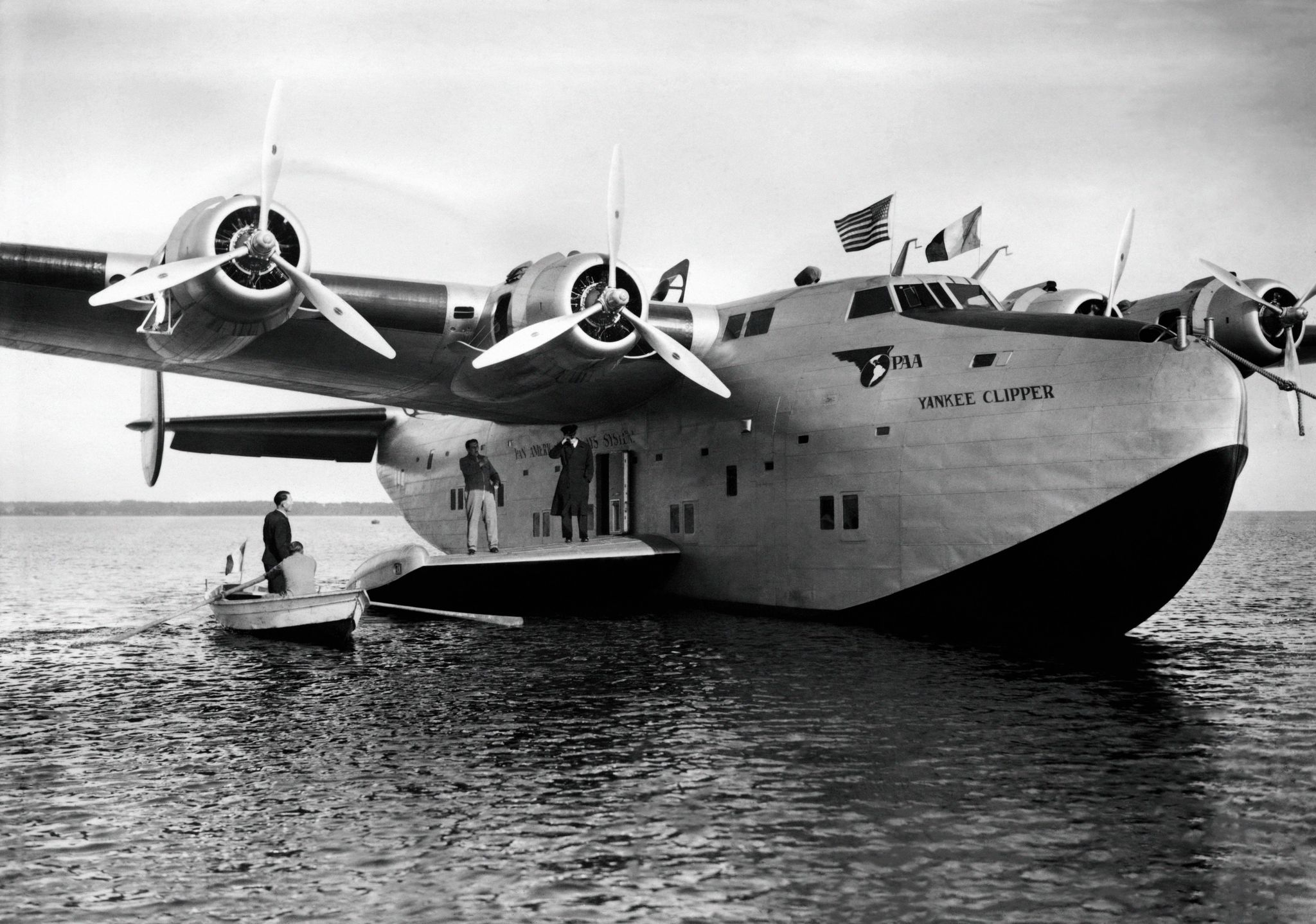 New York to Europe by Clipper: A Prelude to an Historic Flight