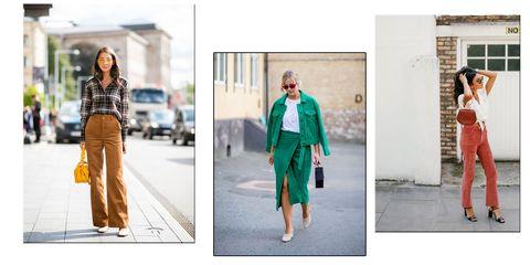 Clothing, Street fashion, Green, Fashion, Yellow, Suit, Outerwear, Footwear, Fashion design, Blazer,