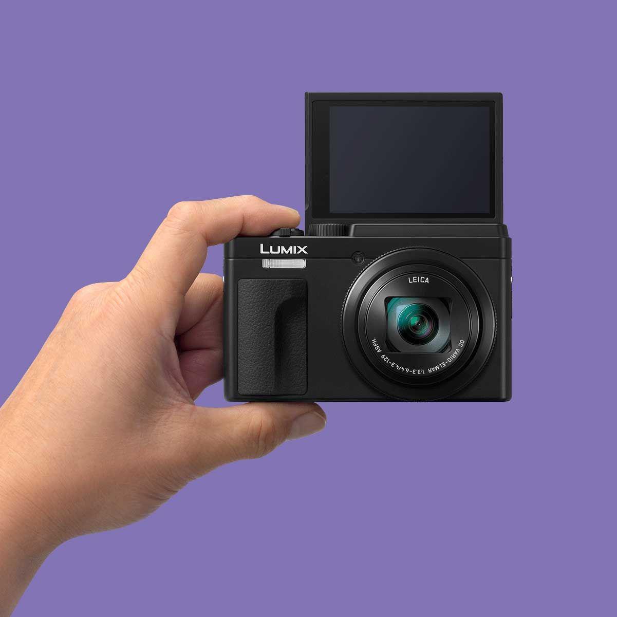 Panasonic Lumix TZ95 review: a compact camera perfect for travel