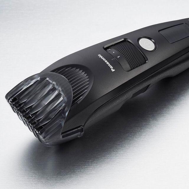 a black beard trimmer