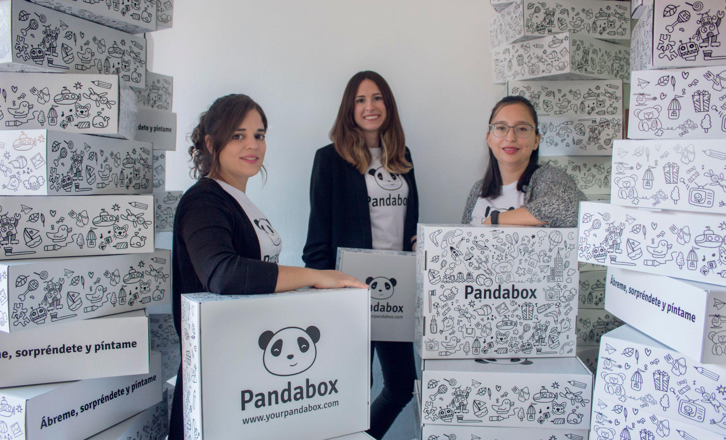 Pandabox: Personal shopper online para bebés y niños