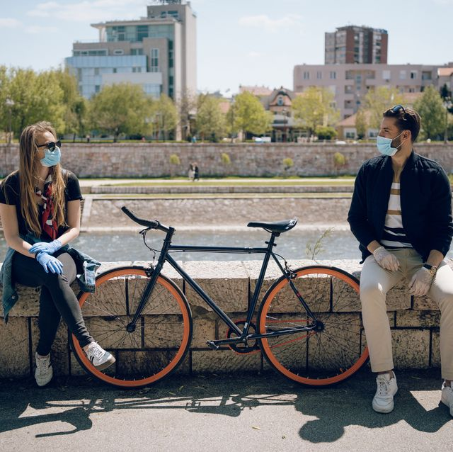 how pandemic changed relationships bike