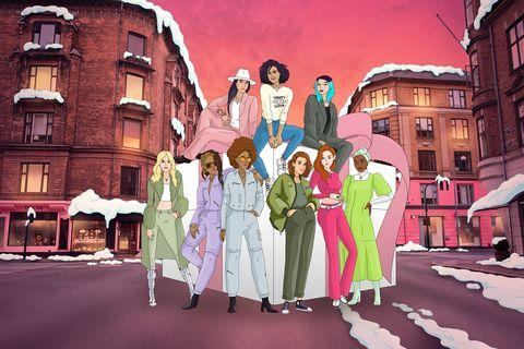 la moda 2020 sta per concludere l'anno con l'ultimo mese in lista cosa indossare a dicembre tra le feste di natale a casa e le piccole uscite è qui