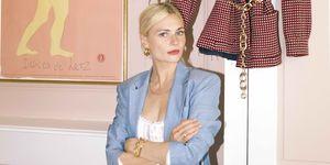 Pandora Sykes, Fashion, Shopping, Environment, Conscious, ELLE, Consumer, Eco-fashion, Eco,
