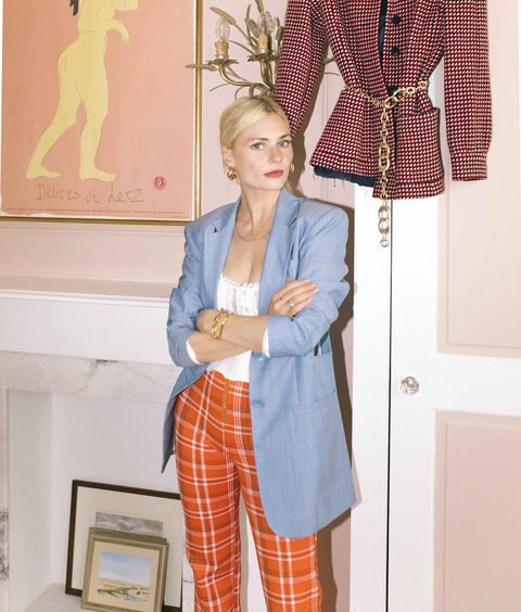 2d163917a Pandora Sykes Opens Up Her Wardrobe To Question The Way We Shop