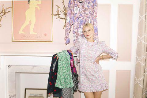117823964 Pandora Sykes, Fashion, Shopping, Environment, Conscious, ELLE, Consumer,  Eco