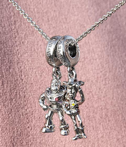 PANDORA :「玩具總動員」系列珠寶