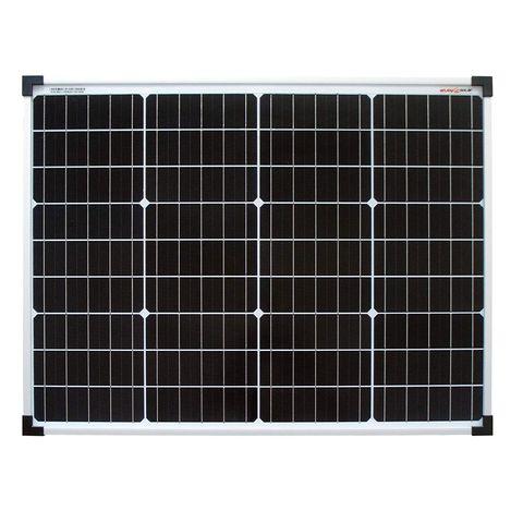 Panel solar para el jardín o la caravana