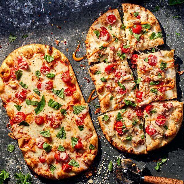 panera flatbread pizzas