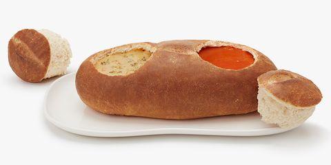Food, Hard dough bread, Bread, Potato bread, Dish, Cuisine, Ingredient, Bun, Lye roll, Bread roll,