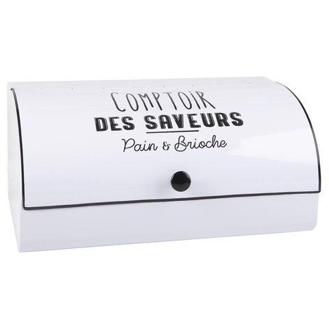 Caja de pan, Comptoir Des Saveurs, en Maisons  du Monde