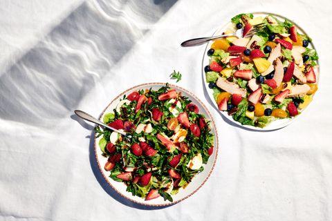 Dish, Food, Cuisine, Salad, Ingredient, Israeli salad, Pico de gallo, Vegetable, Greek salad, Superfood,