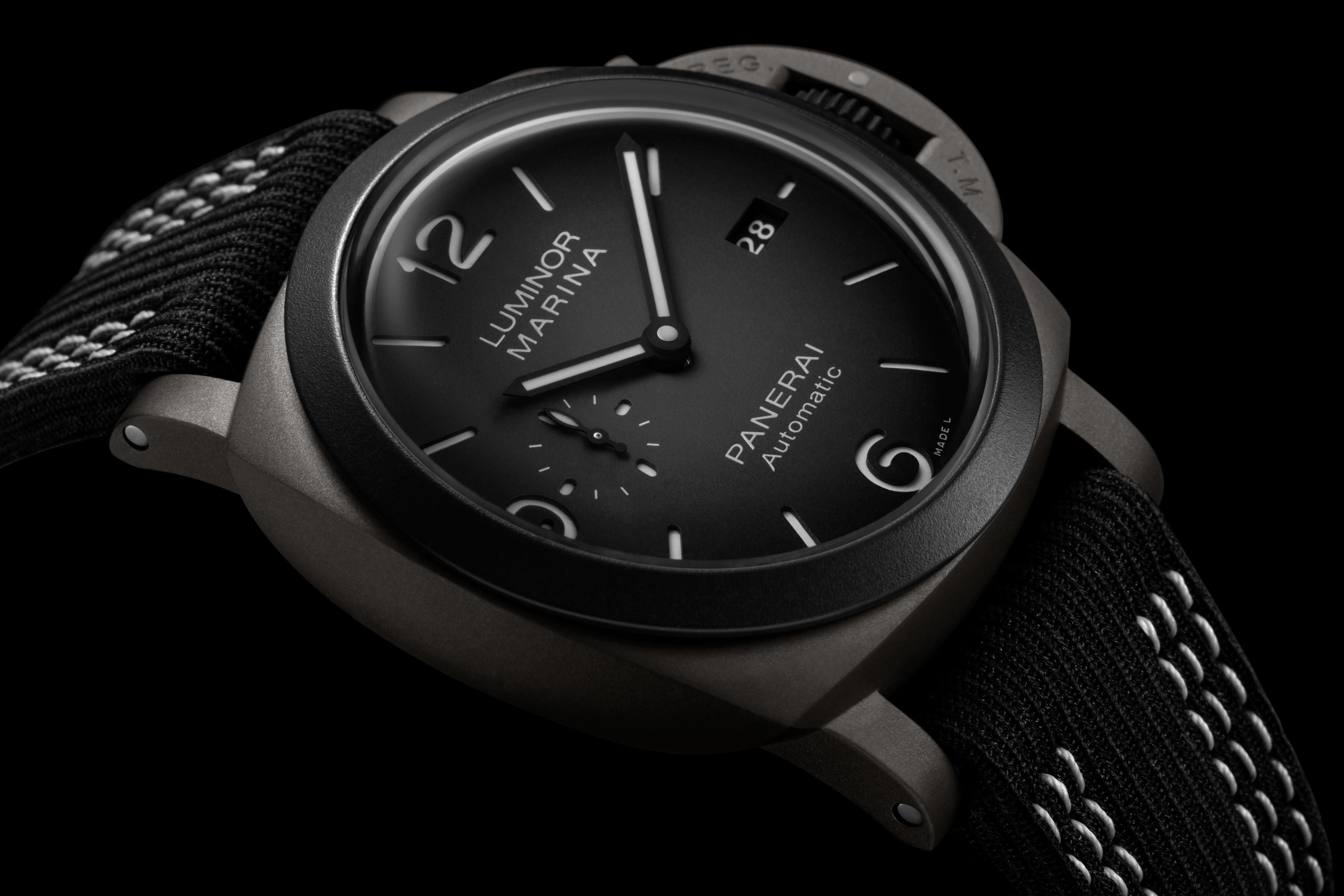 Panerai's New Watch Is Worth Holding Your Breath For