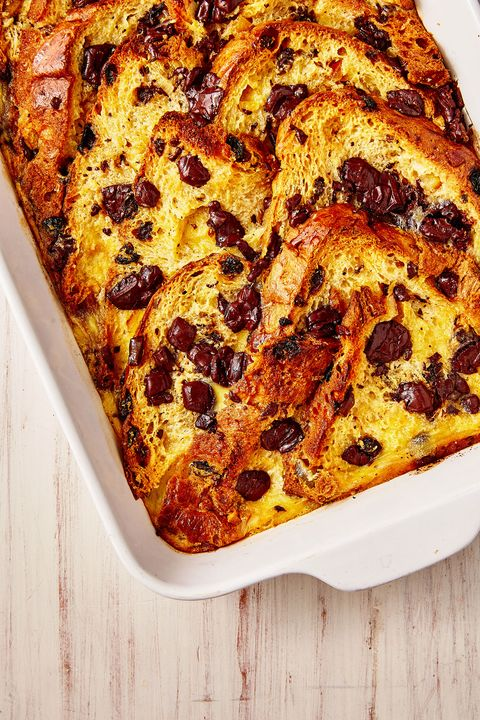 Pannettone Bread and Butter Pudding