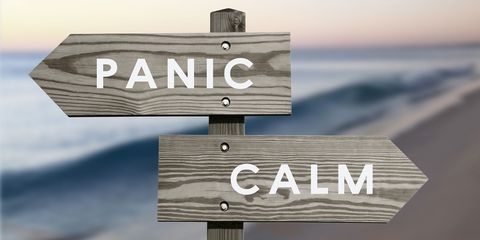 Experts say this simple action can stop panic attacks immediately