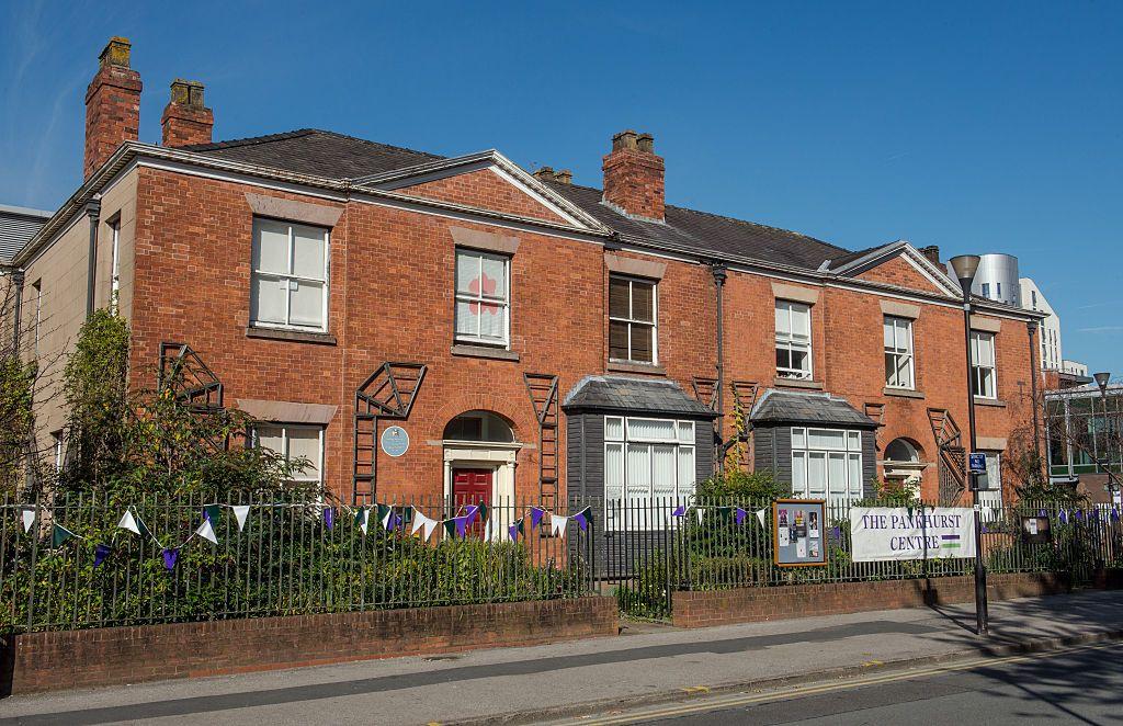 Pankhurst Centre Manchester