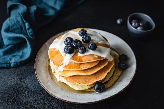 een lekker en gezond recept voor pannenkoeken