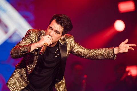 brendon urie panic at the disco