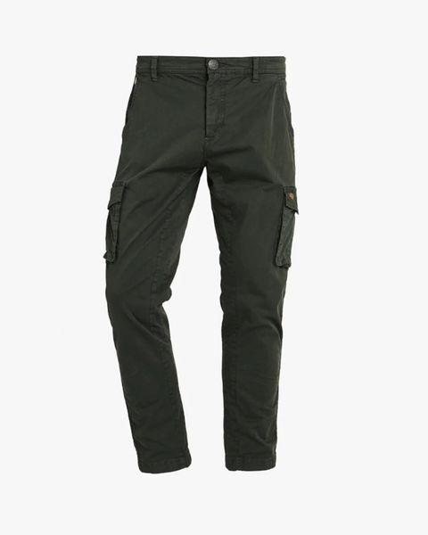 Pantalón cargo en verde caqui de Blend y disponible en Zalando.es.