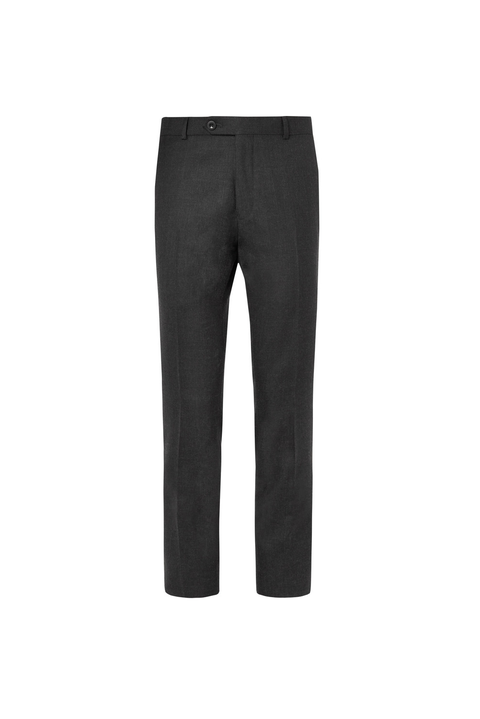 Pantalón traje gris marengo de Mr P