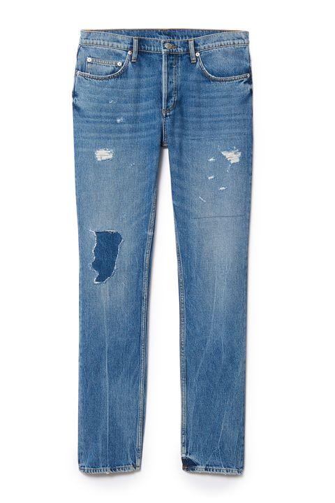 Pantalón modelo Destroy de Sandro (155 euros)