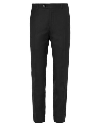 Pantalón negro traje hombre