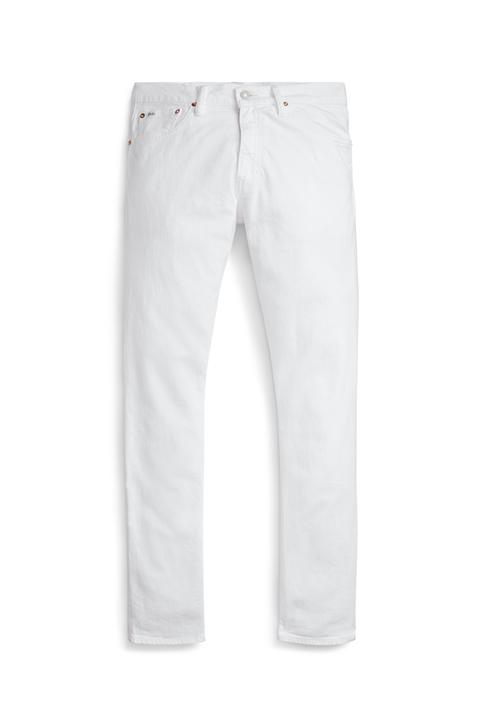 Pantalón vaquero blanco hombre Polo Ralph Lauren