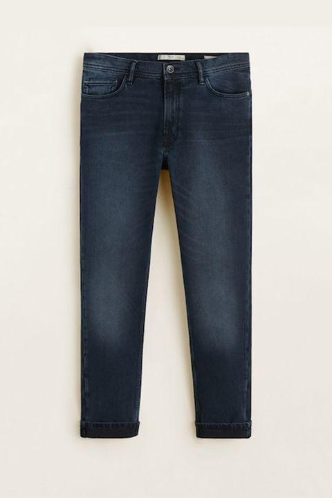 Pantalón vaquero modelo Jan de Mango (29,99 euros)