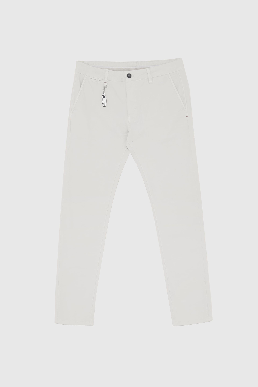 Pantalón crudo Zara
