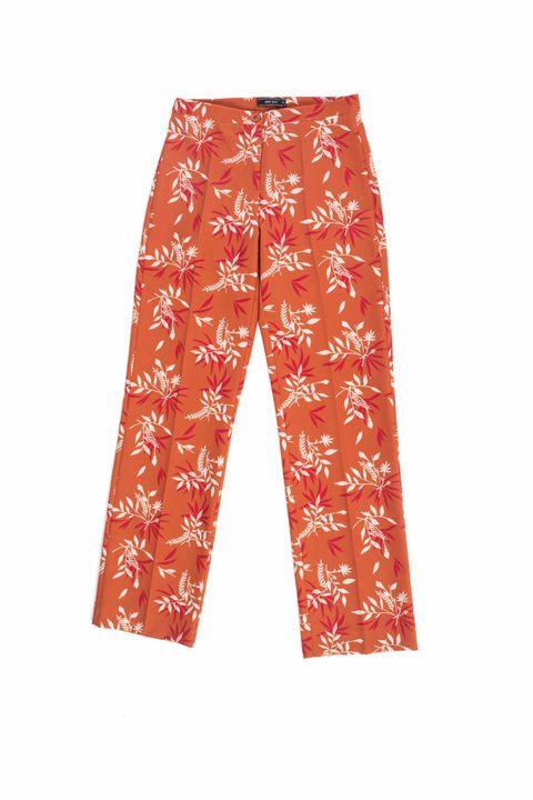 Clothing, Orange, Yellow, Trousers, Jeans, Pajamas, Active pants, Sportswear, Peach,
