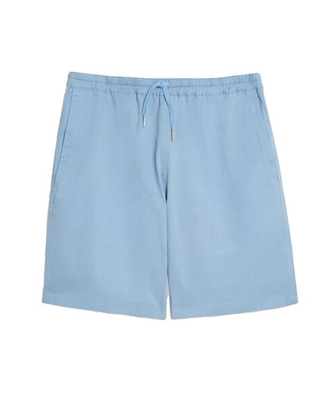 pantalones azules claros de sandro