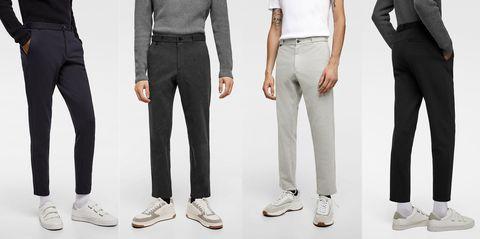 Los Pantalones Confort De Zara Se Rebajan Para Ser Aun Mas Adictivos