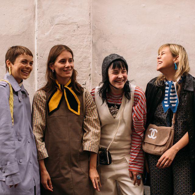 así vas a llevar los pantalones este otoño según zara, stradivarius y bershka