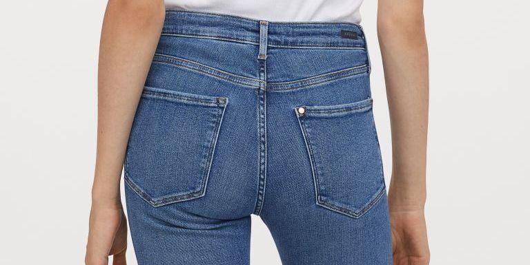 Regresan A H M Los Pantalones Vaqueros Faja Que Reducen Una Talla