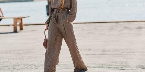 nuovo stile dce74 5dcd8 Pantaloni moda 2018: 20 modelli a vita alta per l'Autunno ...