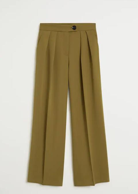 pantaloni mango saldi inverno 2021
