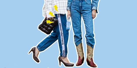 Solo alle Fashion Week si vedono le novità della moda che verrà, come è successo con i nuovi pantaloni jeans da scegliere e indossare in base a 5 nuovi fitting.