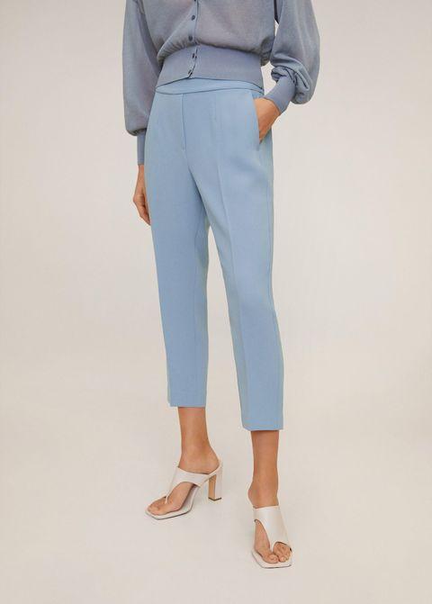 Pantaloni da lavoro moda 2020 Mango