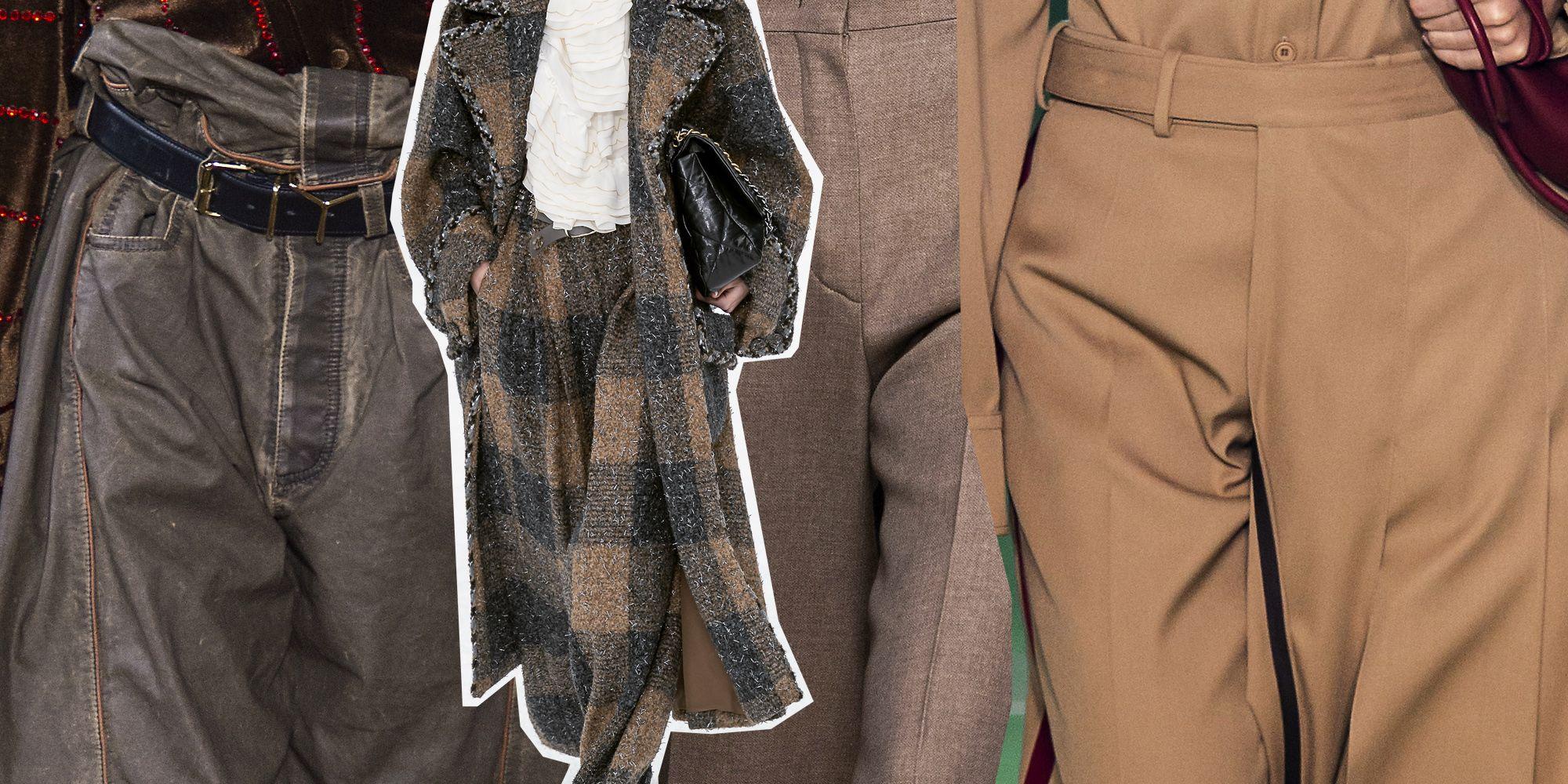 enorme sconto 68e1e 23451 Pantaloni moda 2019: i modelli dalle collezioni Autunno ...