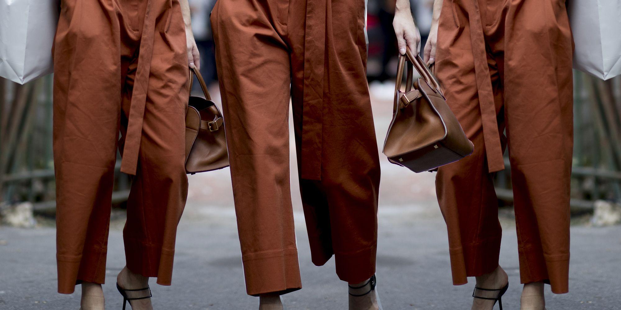 pantaloni moda tendenza inverno 2019